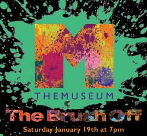 The Brush Off  2013 poster