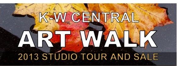 Central Art Walk banner