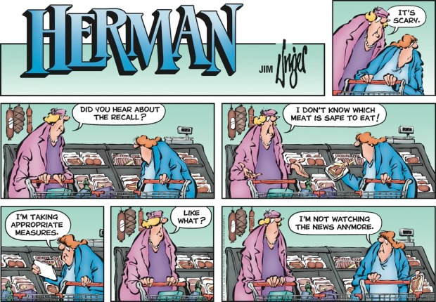 Herman comic strip