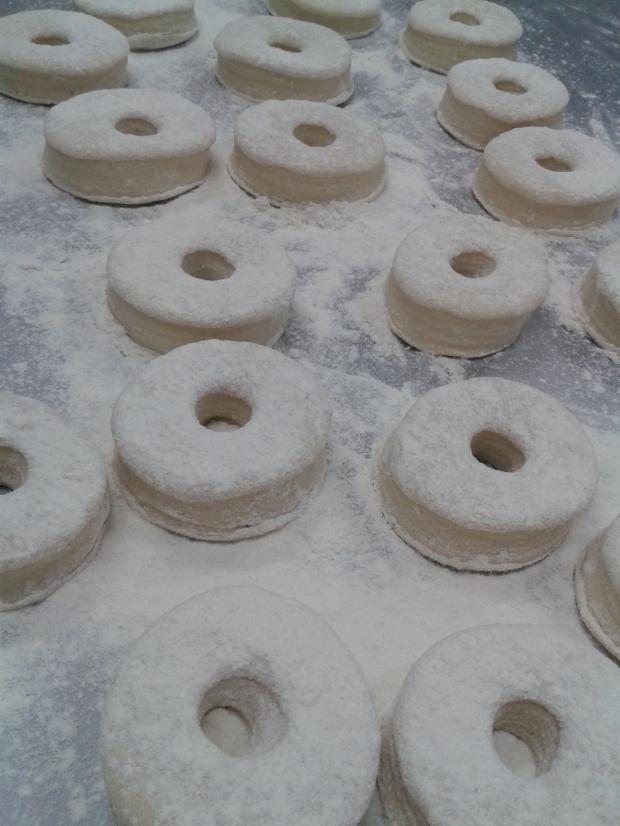 Donut batter
