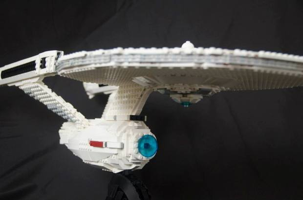 Lego Star Trek Enterprise