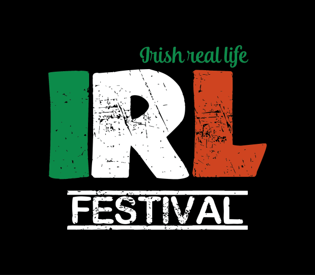 Irish Real Life Festival logo