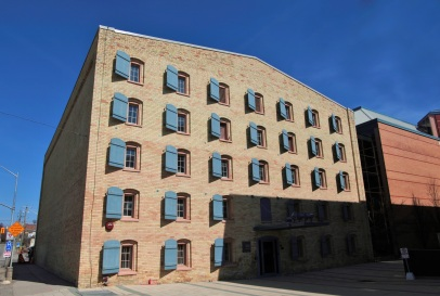 Shopify in the old Seagram Distillery; Photo by Doors Open Waterloo Region