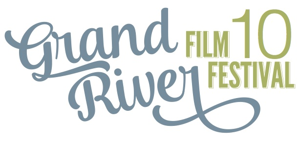 Grand River Film Festival (GRFF) logo